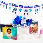 Decoração Festa Infantil Frozen