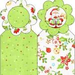 Marcador de Páginas Natal
