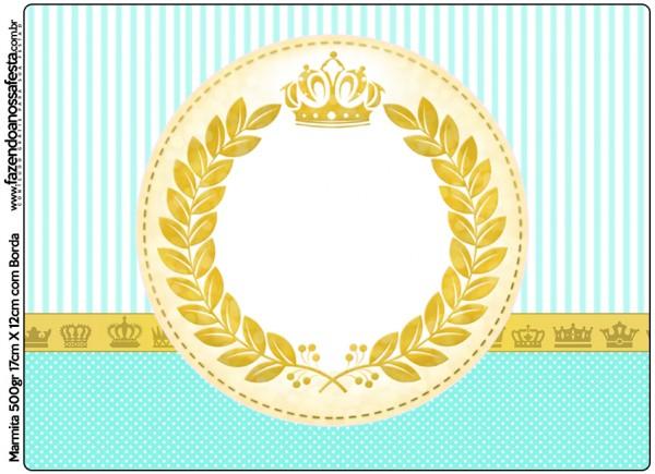 Marmita 500gr Coroa de Príncipe Verde