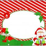 Marmita 500gr Natal Vermelho e Verde