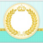 Marmitinha Coroa de Príncipe Verde