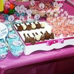 Mesa de Doces Festa Infantil Peppa Pig