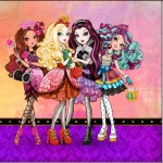 Mini Confeti Ever After High