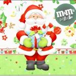 Mini M&M Natal