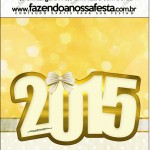 Mini Pastilha Docile Ano Novo 2015.
