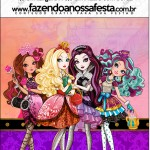 Mini Pastilha Docile Ever After High