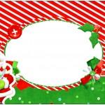 Bolinha de Sabão Natal Vermelho e Verde