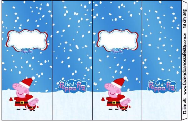 Nescauzinho Peppa Pig Natal