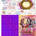 Passaporte Ever After High