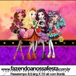 Passatempo Ever After High