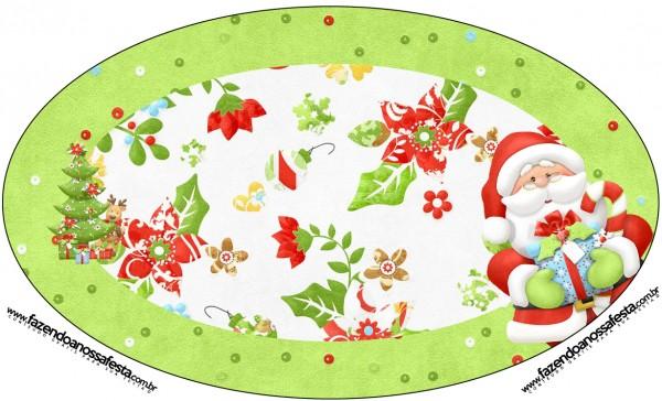 Placa Elipse Natal