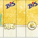 Rótulo Bis Ano Novo 2015