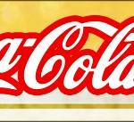 Rótulo Coca-cola Ano Novo 2015.