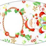 Rótulo Esmalte Natal