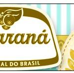 Rótulo Guaraná Caçulinha Coroa de Príncipe Verde