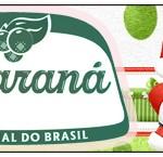 Rótulo Guaraná Caçulinha Natal