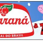 Rótulo Guaraná Caçulinha Peppa Pig Natal