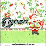 Rótulo Mini Trakinas Natal
