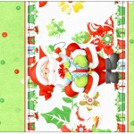 Rótulo Pé de Moleque Yoki Natal
