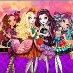 Rótulo Tubetes Ever After High