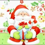 Rótulo Tubetes Natal
