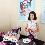 Ideia Festa Monster High