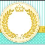 Squezze Coroa de Príncipe Verde