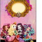 Tag Agradecimento Ever After High