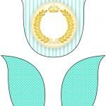 Tulipa Coroa de Príncipe Verde