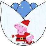 Tulipa Peppa Pig Natal
