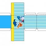 Caixa Donald Festa Mickey Mouse