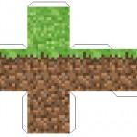 Cubo Festa Minecraft