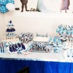 Festa Frozen – Festa da Leitora Andrea!