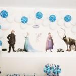 Ideias Festa Frozen