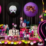 Ideia para festa Monster High!