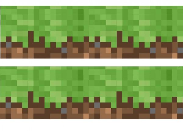 Moldes Minecraft