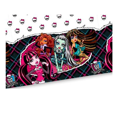 Toalha de Mesa Monster High