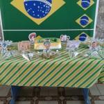 Festa Copa do Mundo  da Leitora Fabiana!