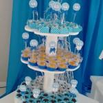 Festa Arabesco Azul da Camila