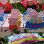 Bis 3D Festa Peppa Pig da Isabella