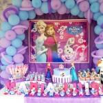 Festa Frozen da Maria Luisa!