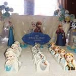 Tema Frozen festa da Leitora Ametista!