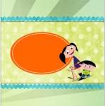 Bala Personalizada Show da Luna para Meninos