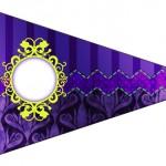 Bandeirinha Malévola 4