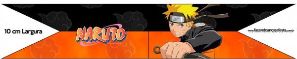 Bandeirinha Sanduiche 2 Naruto