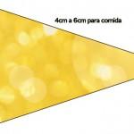 Bandeirinha Sanduiche 8 Fundo Ano Novo