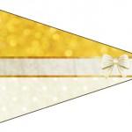 Bandeirinha Sanduiche 9 Fundo Ano Novo