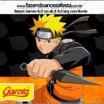 Batom Garoto Naruto