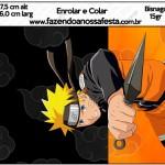 Bisnaga Brigadeiro 15gr Naruto
