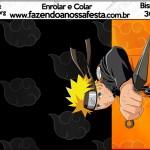 Bisnaga Brigadeiro Naruto